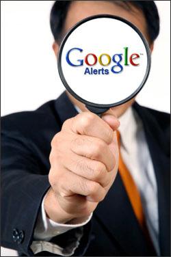 Google Alerts nasıl kullanır?